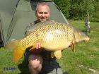 Paul Eydmans 33lb  using Tiger Nut from Railway Middle