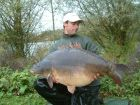 Robert Meijers 41lb 2oz  using Home Made from The Point