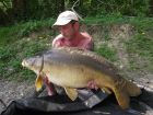 Sean Powells 40lb  using Corn from Number 1