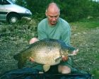 Tim Newports 32lb  using maize from 1