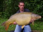 Kevin Lennons 32lb  using  from Poachers