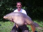 Kevin Lennons 45lb  using  from Bench