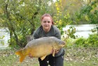 Wendy Mabbs 30lb  using b twist from Beaches