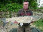 Harry..dutch !s 33lb  using home made from Poachers