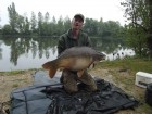 Matt Rayners 46lb 4oz  using Tiger from The Fairway