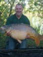 Simon Clarks 39lb 8oz  using Sticky bait krill from The Fairway