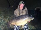 Martin Colcloughs 71lb  using Sticky krill from Swim No 4