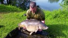 Mark Bentleys 73lb 4oz  using Squirrel baits  from Swim No 5