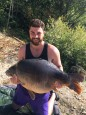Steven Robinsons 67lb  using Sticky Krill from Poachers