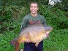 Jacks 46lb  using tiger from poachers