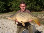 Chris Askews 26lb 6oz  using scopex squid red from Bench