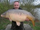 Petes 44lb 12oz  using BLS from Number 1