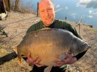 Simon Weavers 50lb 5oz  using BLS from Swim No 3
