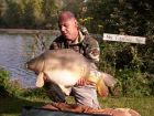 Spraggys 25lb 7oz  using Fruity Crab from The Point