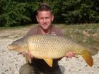 Chris Askews 23lb 5oz  using scopex squid red from Bench